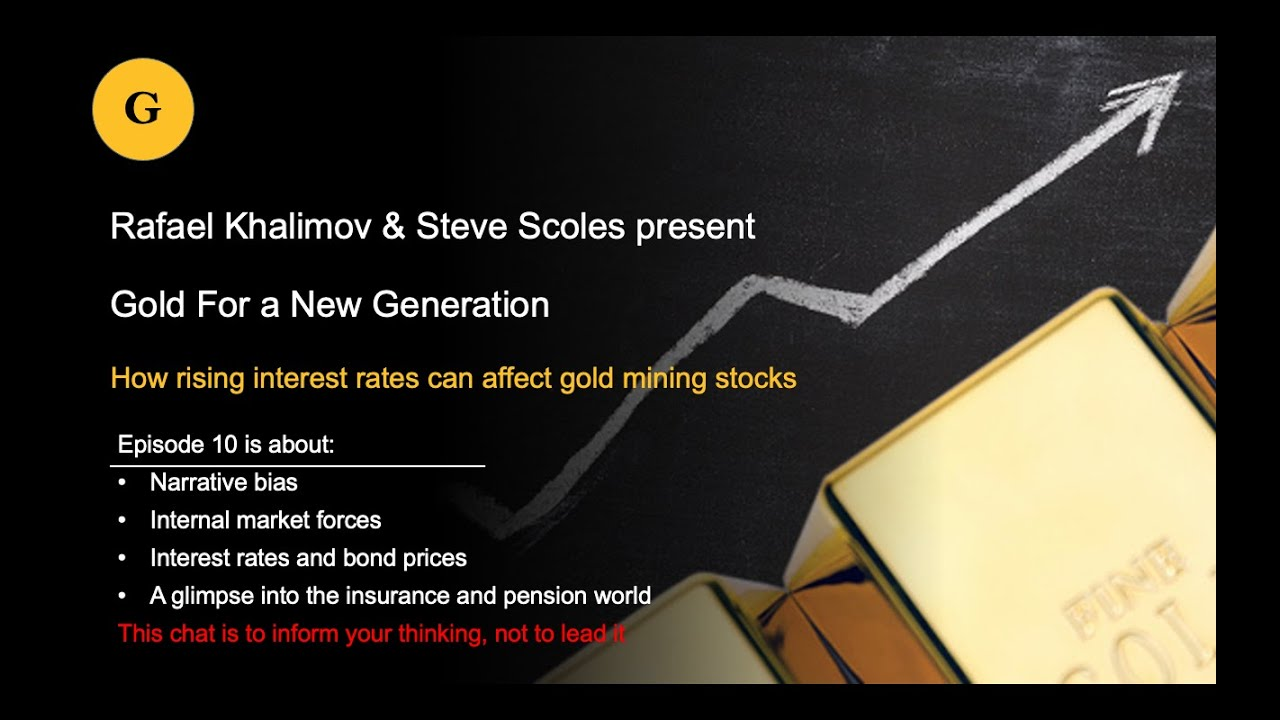 19.03.2021 How rising interest rates can affect gold mining stocks