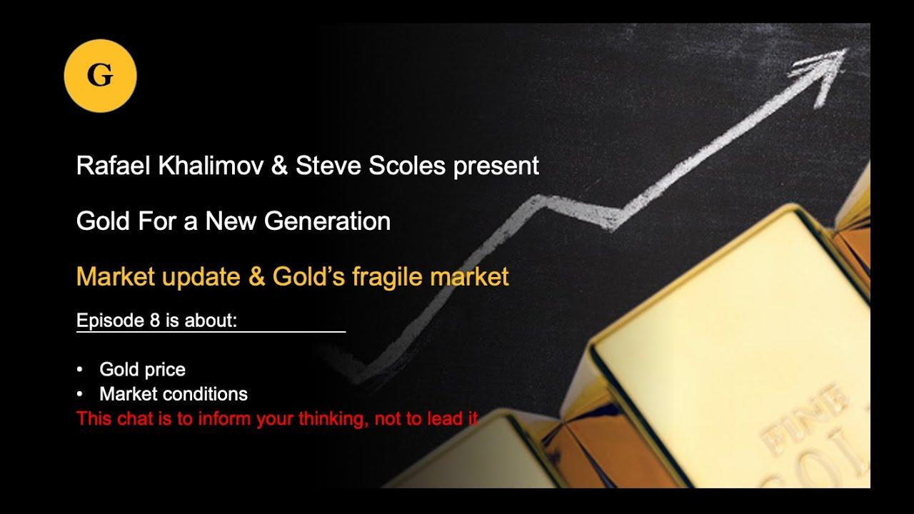 21.02.2021 - Market update & gold's fragile market