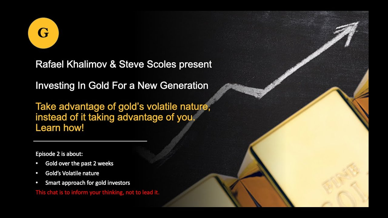 Take Advantage of the Volatility of GOLD Instead of it Taking Advantage of You