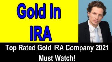 Gold In IRA