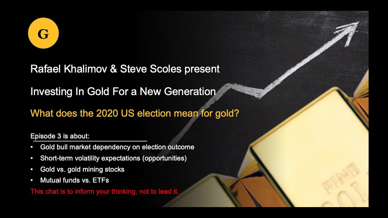 What does the 2020 US election mean for gold?